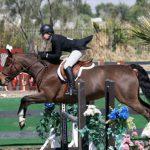 カナダで高校スポーツ留学。競技は・・・Equestrian