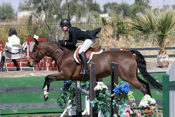 カナダで高校スポーツ留学 乗馬