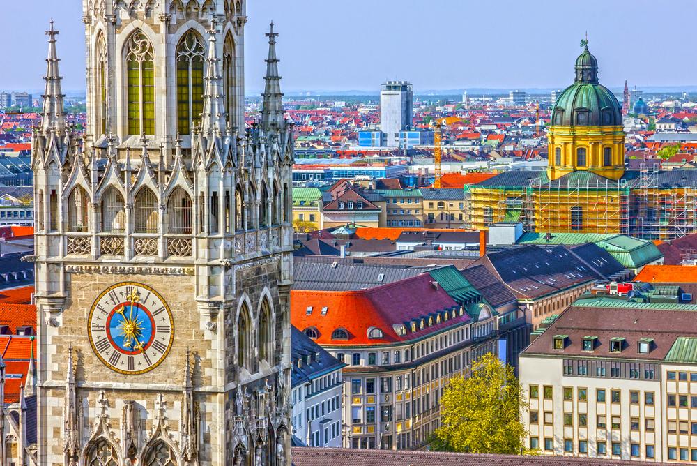 ミュンヘンでドイツ語の語学留学