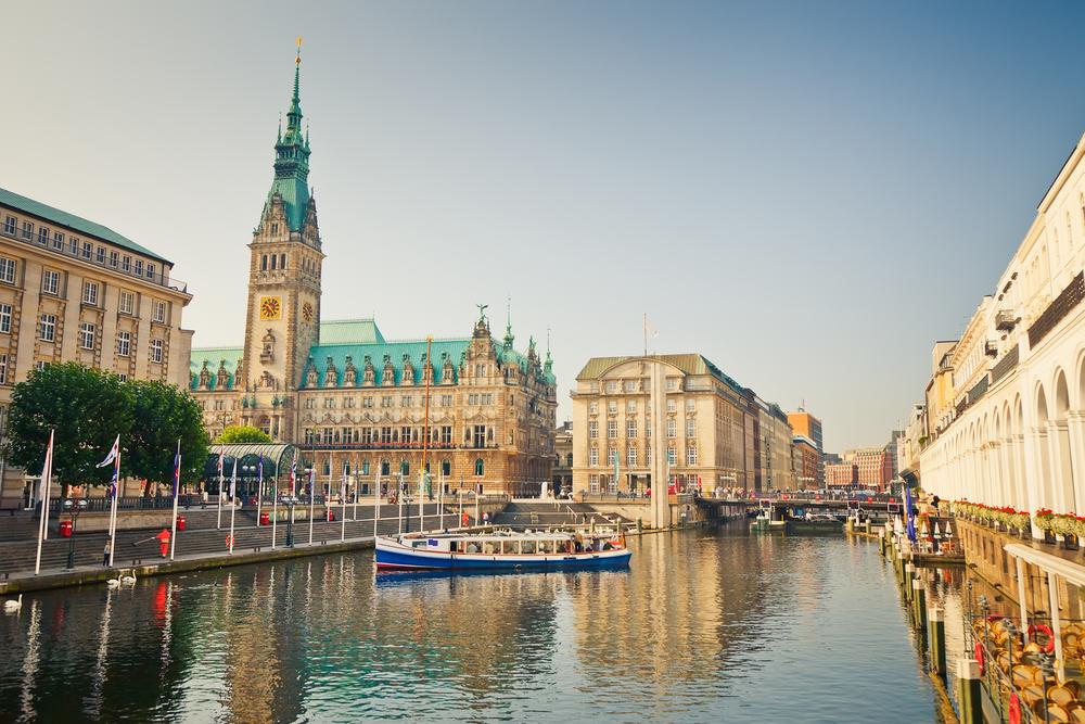 ハンブルグでドイツ語の語学留学