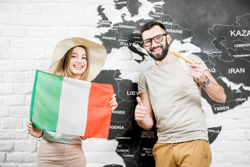 イタリア語 語学留学