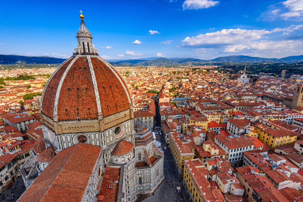 フィレンツェでイタリア語 語学留学