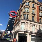 イギリス留学中に、世界的高級デパートハロッズに行ってみた!