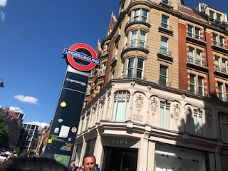 イギリスのデパート ハロッズ