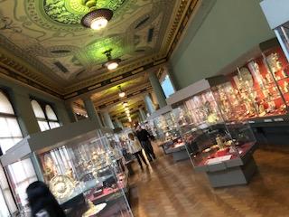 イギリス ロンドンのヴィクトリア&アルバート博物館