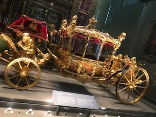 イギリス ロンドンのヴィクトリア&アルバート博物館の展示物