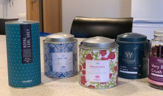 イギリスの紅茶