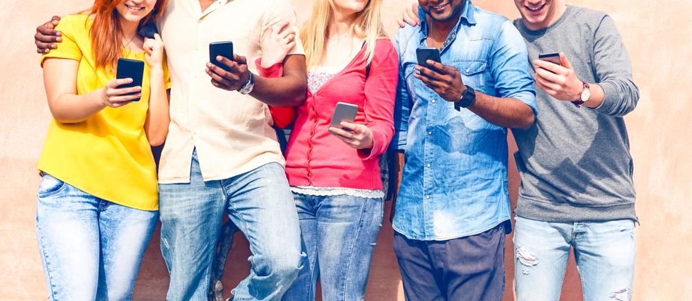 留学中の携帯電話