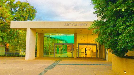 オーストラリア サウスバンクにあるQueensland Art Gallery