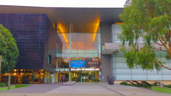 オーストラリア サウスバンクにあるGallery of Modern Art