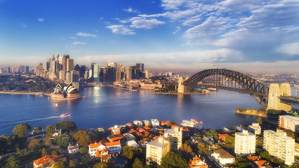 オーストラリア長期語学留学の滞在方法