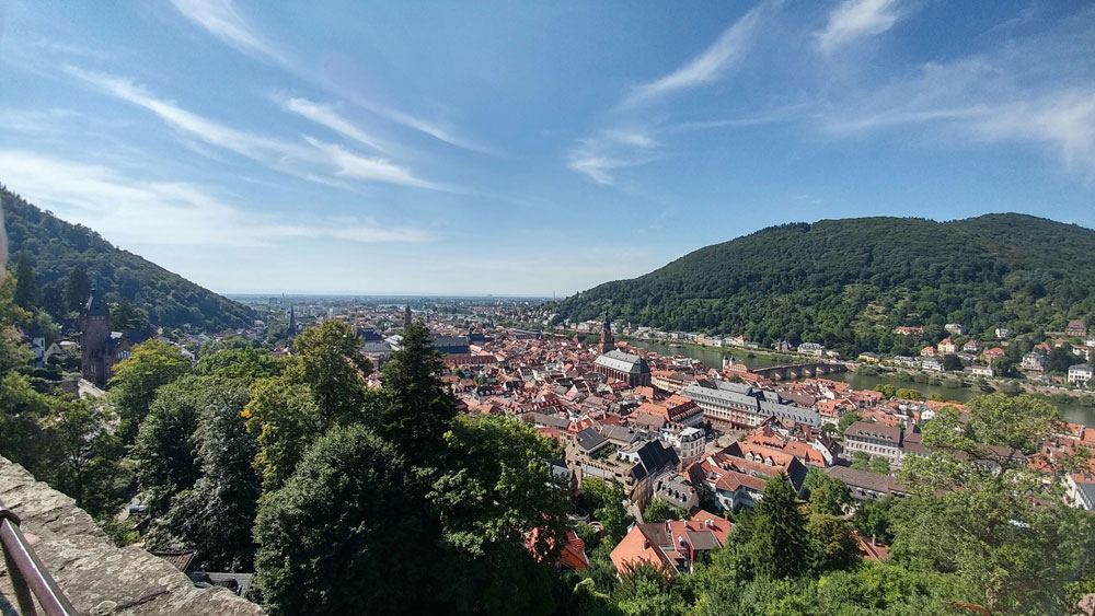 ドイツ留学の魅力は自然