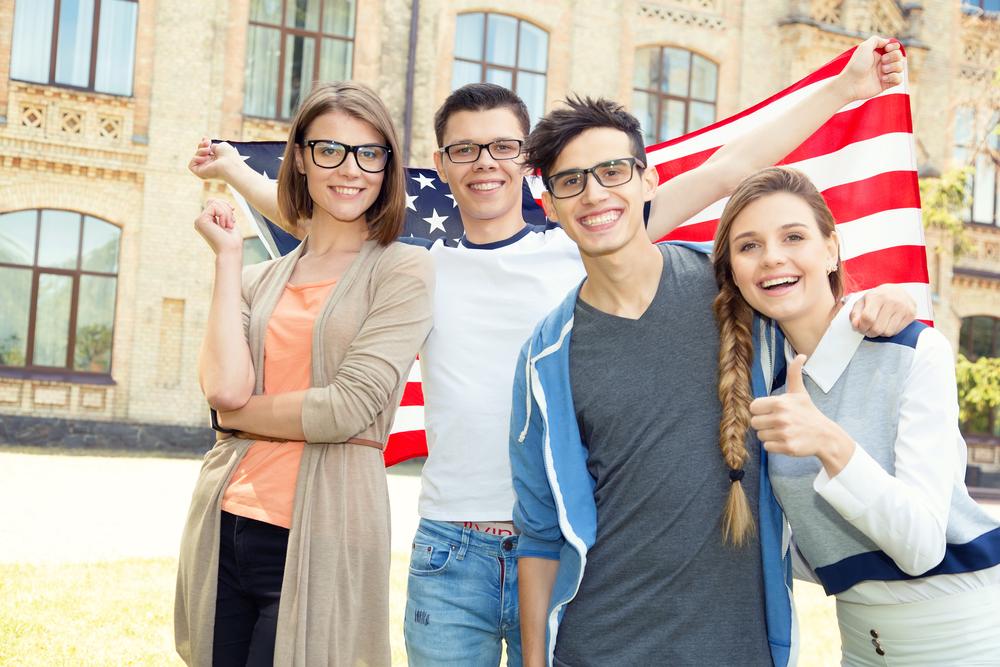 アメリカ短期語学留学2か月