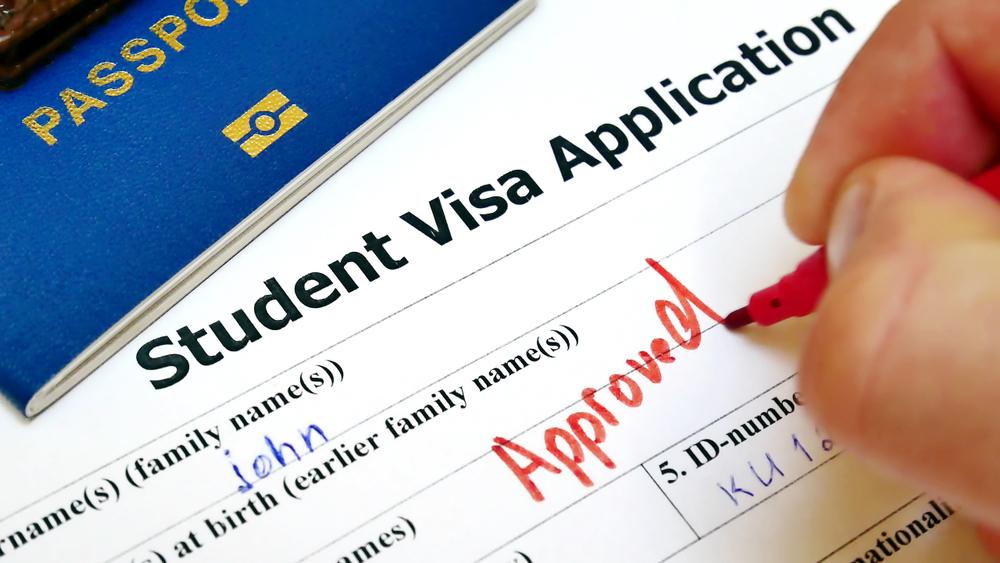 アメリカ語学留学のビザ