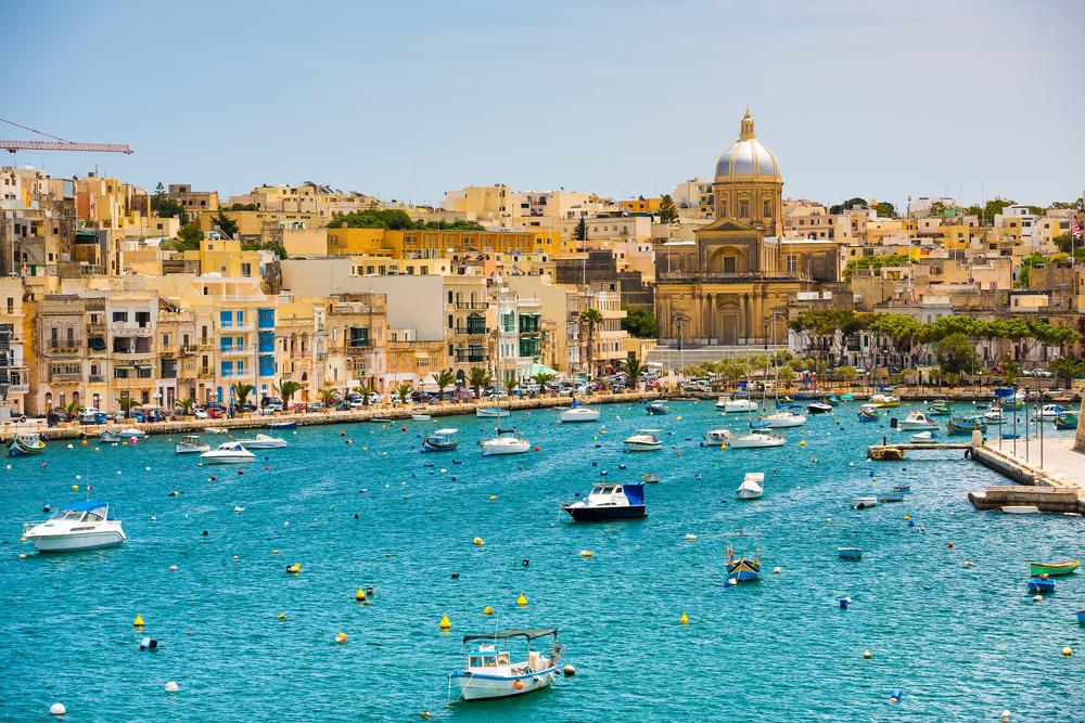 夏に留学したいマルタ