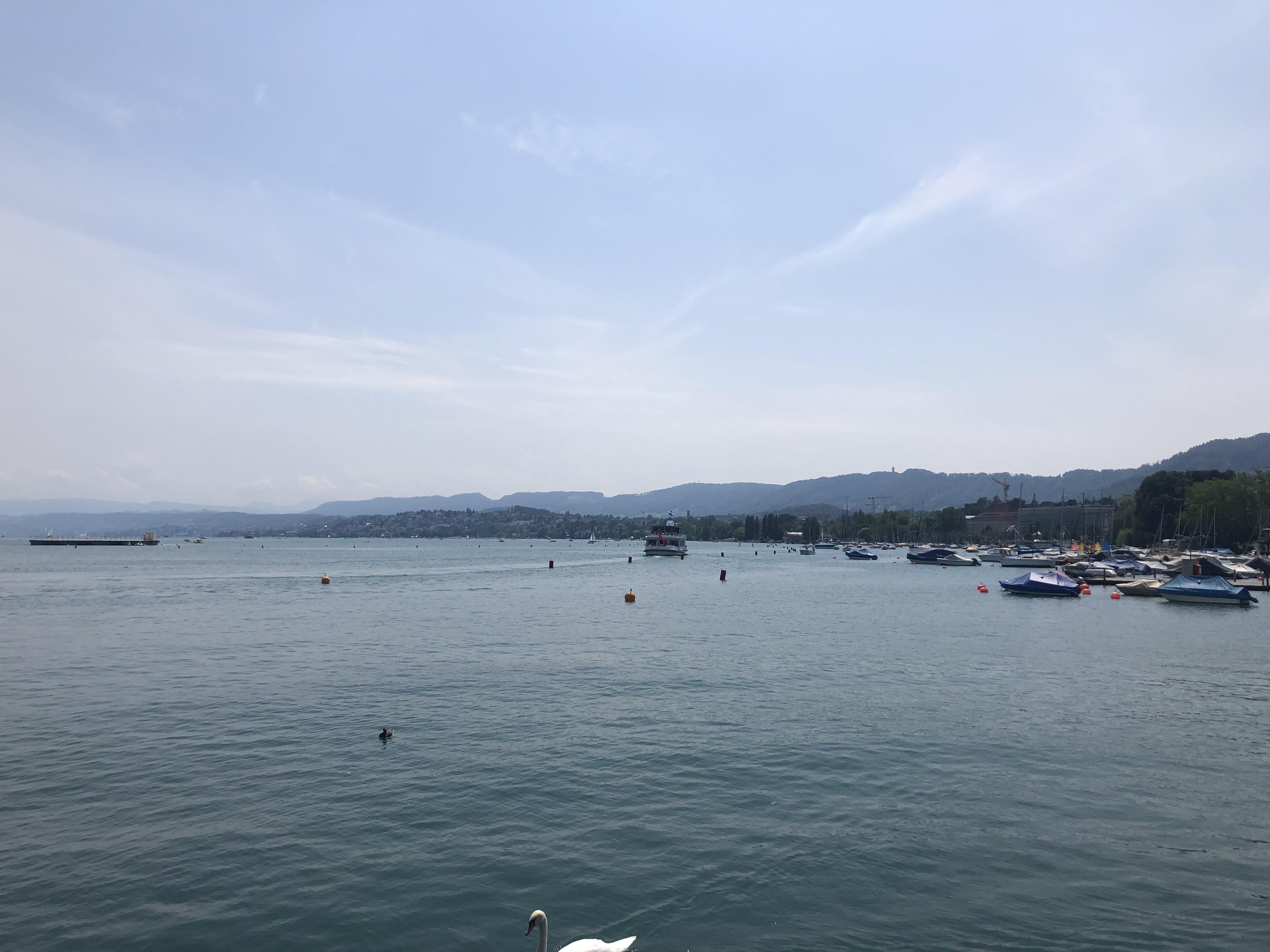 スイスの夏の過ごし方