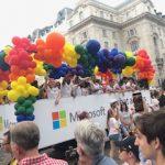 Pride Parade LONDONに参加してみた