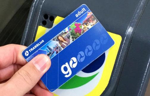 オーストラリア留学中に便利なGoCard