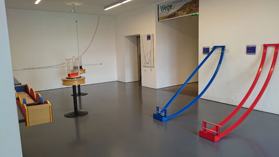 ドイツ ギーセンにある数学博物館