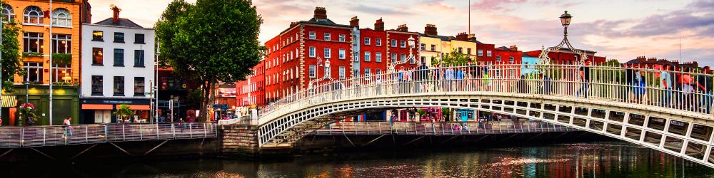 【長期留学】アイルランドで6か月の語学留学お勧めの都市