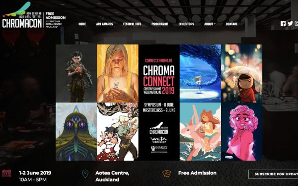 ニュージーランドのインディーズアートフェスティバル