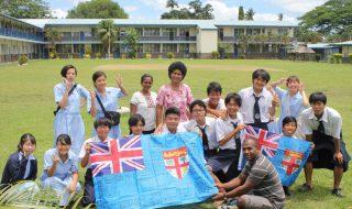 低価格の中学・高校留学。南国フィジーで人生を大きく変える挑戦!