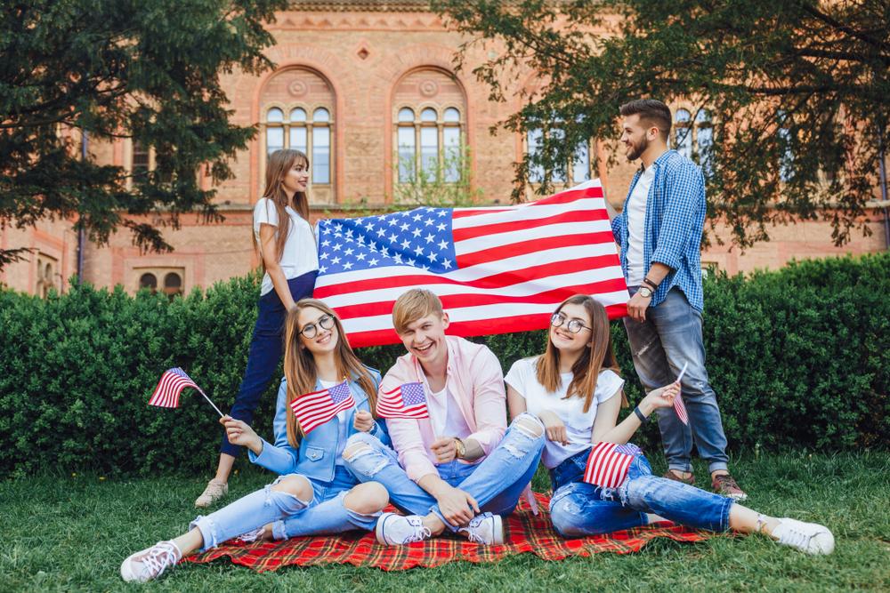 大学生のアメリカ語学留学