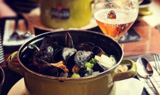 ニュージーランド留学中に名物シーフード、Musselを食べよう