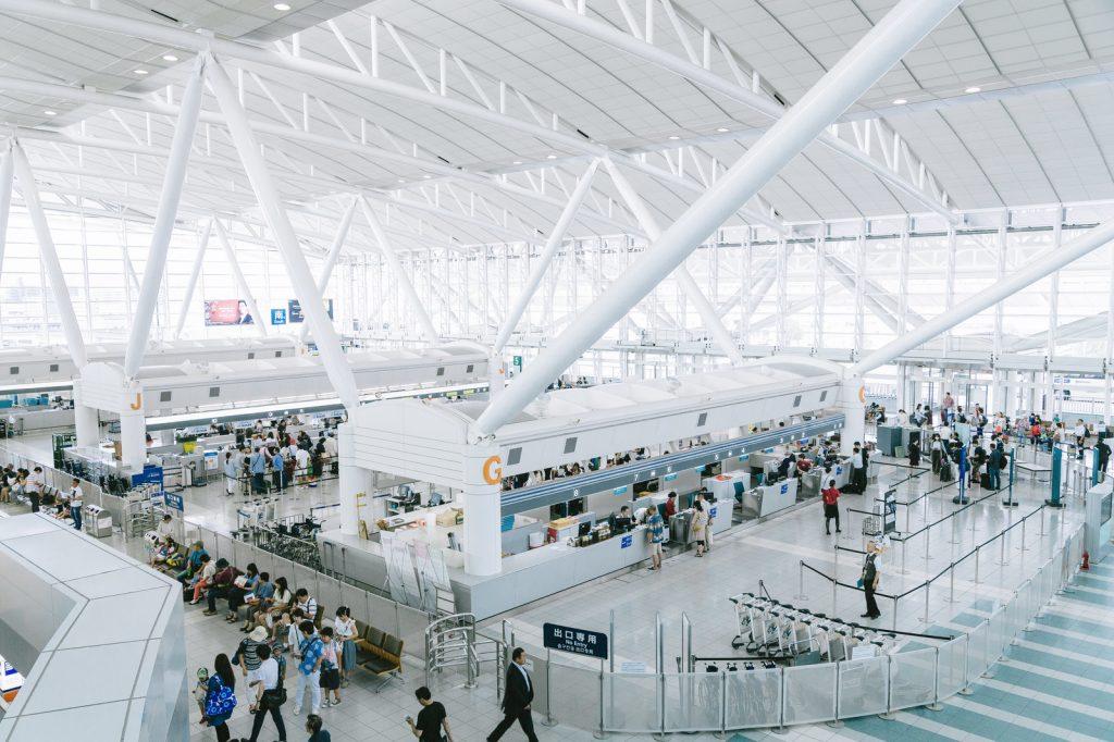 留学する際の手荷物検査