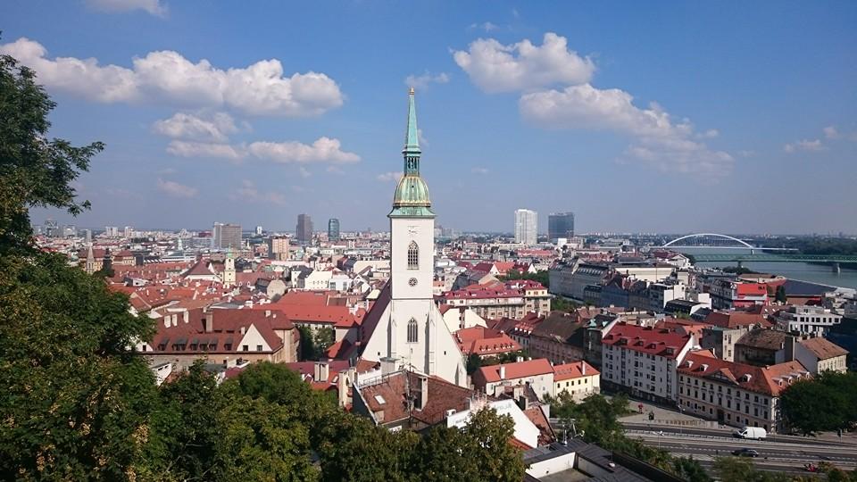 スロバキア留学を決めた理由