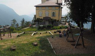 スイスのイタリア語圏へ小旅行