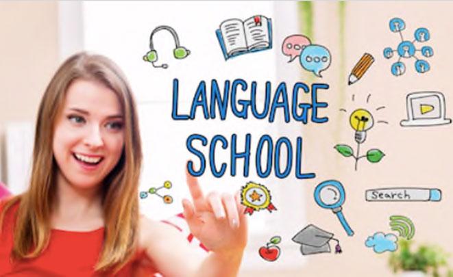語学学校に行って英語力を上げる