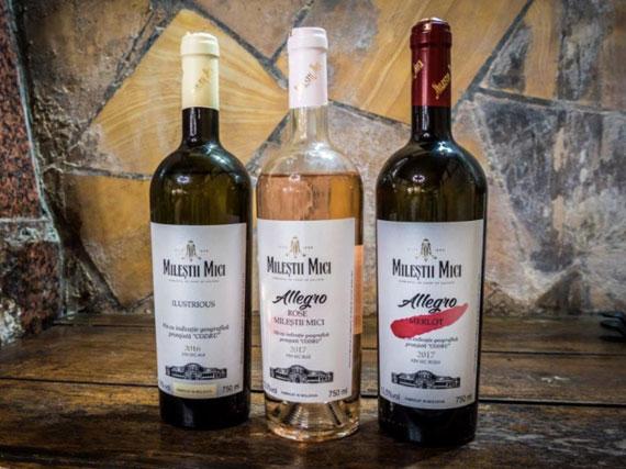 モルドバ共和国のワイン