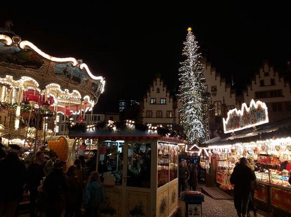 一度は行ってみて!ドイツフランクフルトのクリスマスマーケット♪