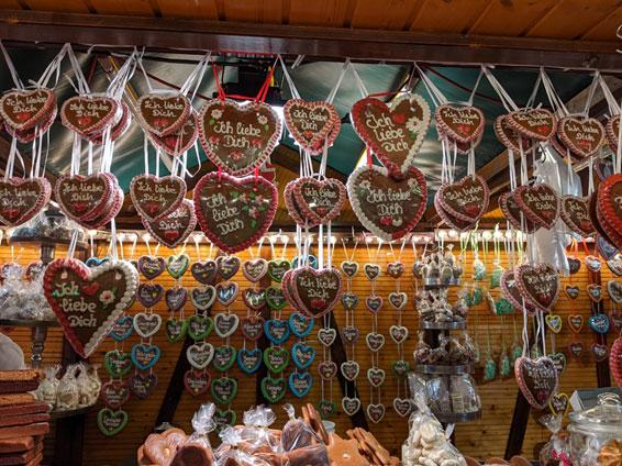 ドイツの伝統菓子レープクーヘン