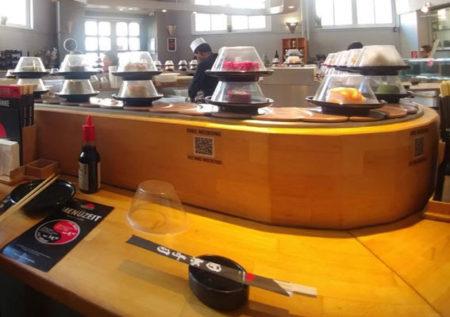 ドイツ留学中でも、お寿司が食べられるお店Sushicircle