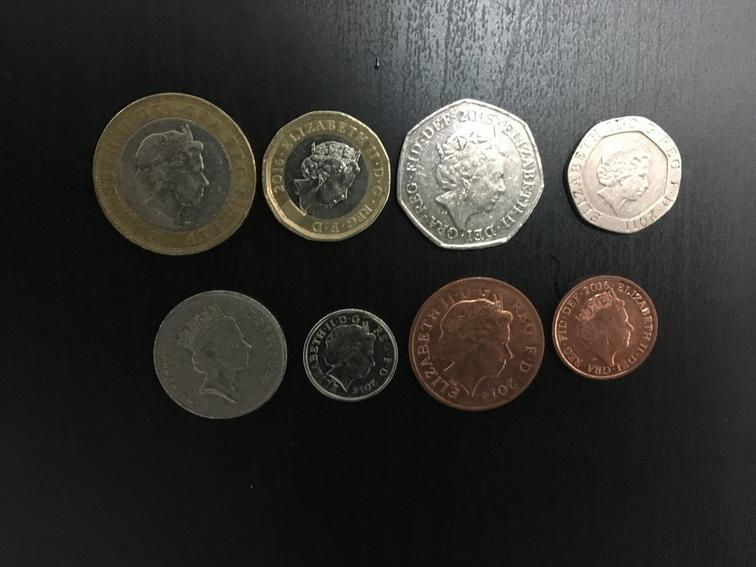 イギリスのお金にまつわるトリビア