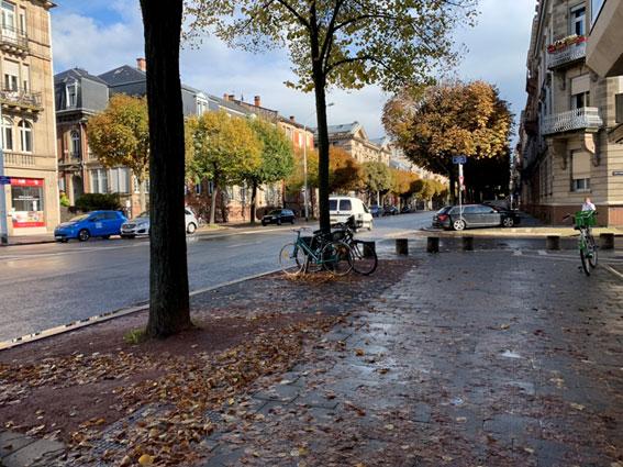 フランス ストラスブールの街