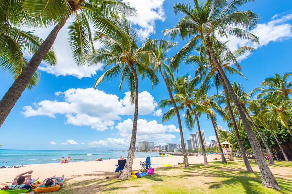 ハワイ短期語学留学でできること