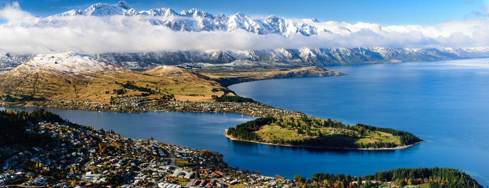 ニュージーランドでおすすめの都市