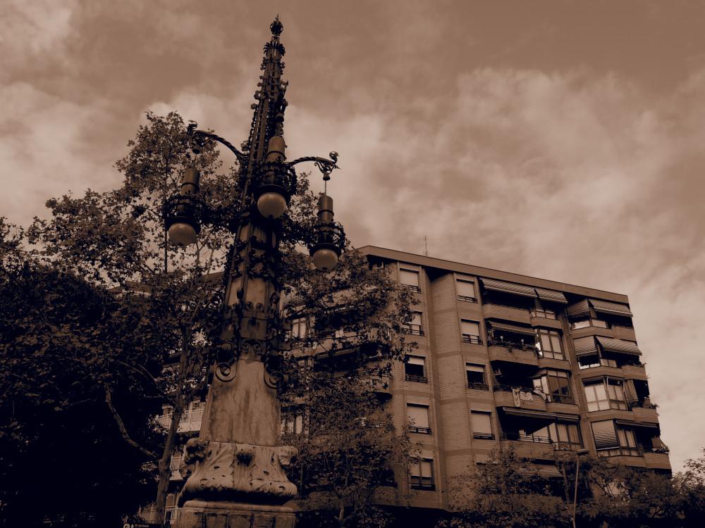 ヨーロッパ旅行中にバルセロナ旅行