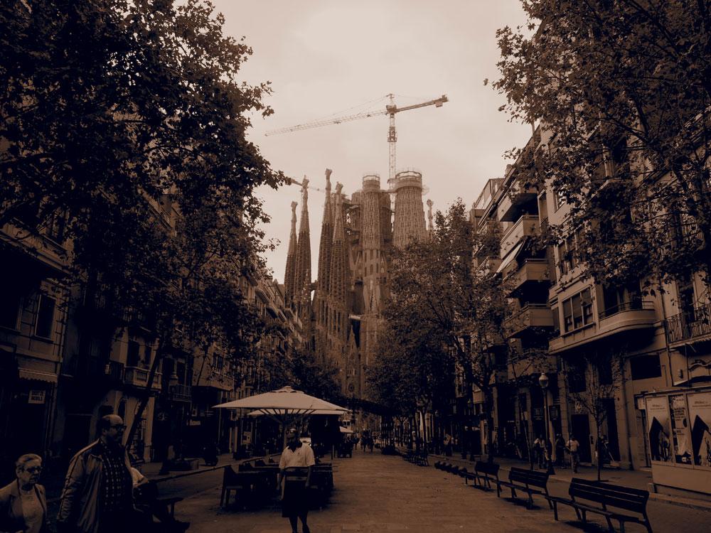 スペイン バルセロナの魅力