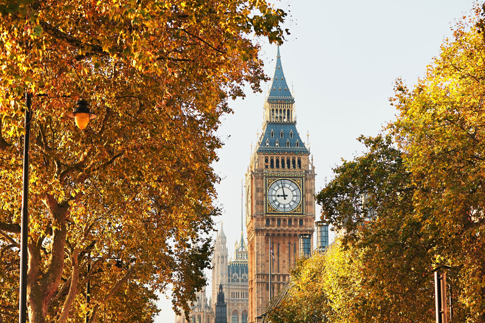 秋のイギリス留学は勉強するのにおすすめ?