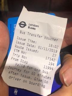 ロンドンのバスの裏技とおすすめのアプリ