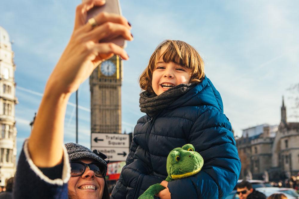 イギリスは子供に優しい社会