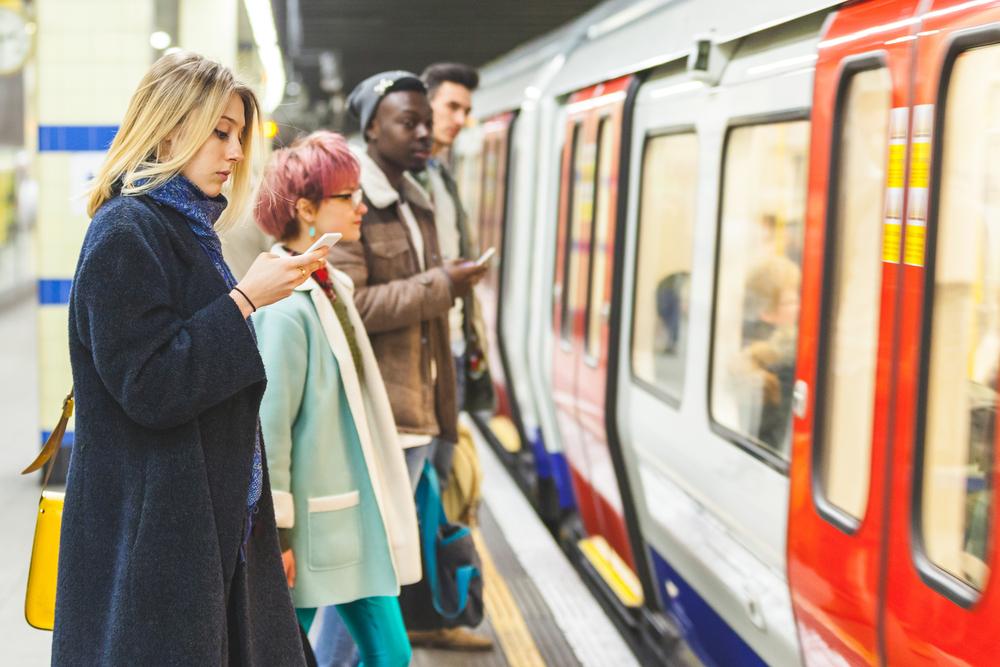 イギリス留学で電車に乗るときの注意