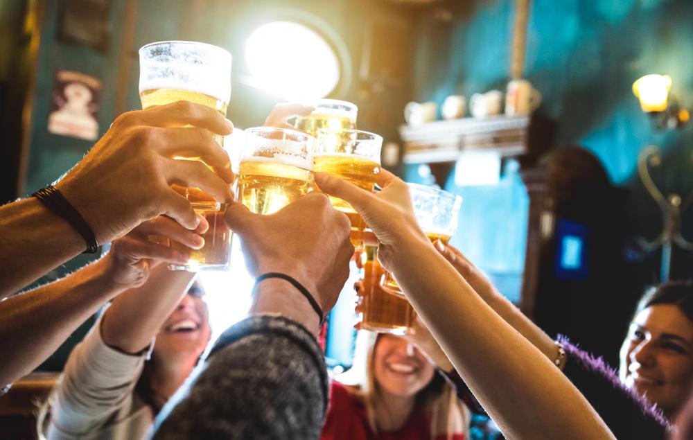ロンドンで飲むお酒は美味しいが、高いすぎる!?