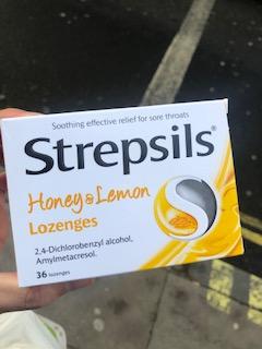 ロンドン留学中、喉を痛めてしまったら