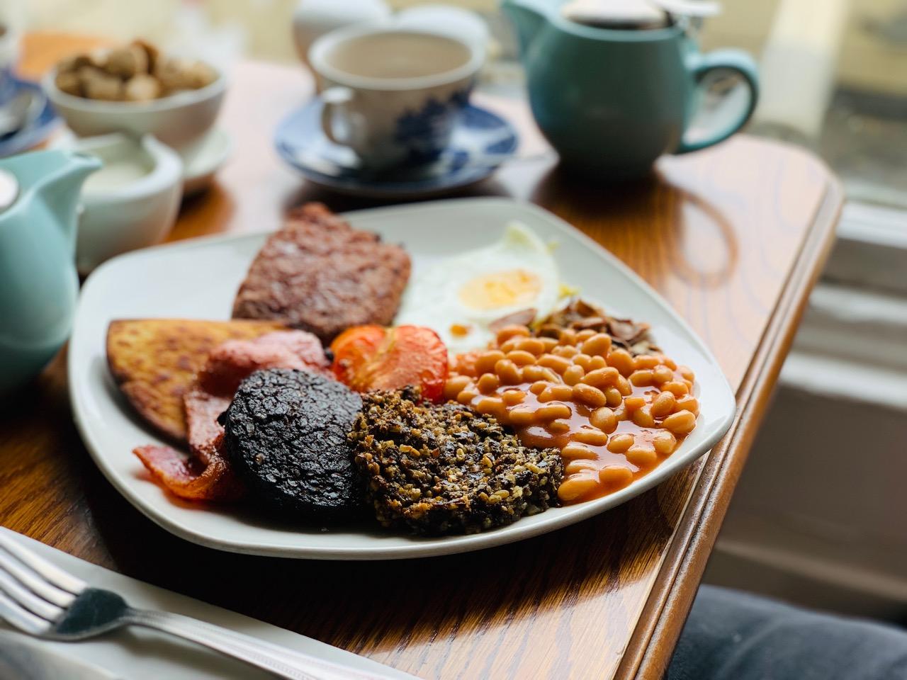 スコットランドの名物料理ハギス