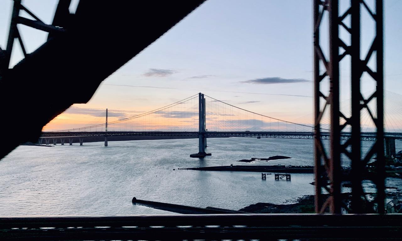 スコットランド フォース橋
